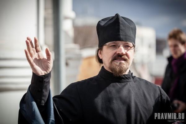 Диакон Вадим Лебедев