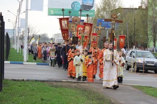 Храмы Франции и Италии посетит казачий крестный ход
