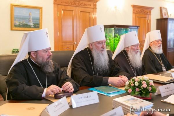 Священный Синод УПЦ принял программу торжеств в честь 1000-летия преставления равноапостольного князя Владимира