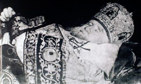 Прощание с Патриархом Тихоном - воспоминание современника