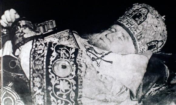 Прощание с Патриархом Тихоном – воспоминание современника