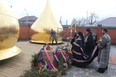 В Чечне на Пасху завершат строительство православного храма Рождества Христова