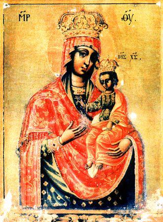 Церковь чтит память Ильинской иконы Божией Матери