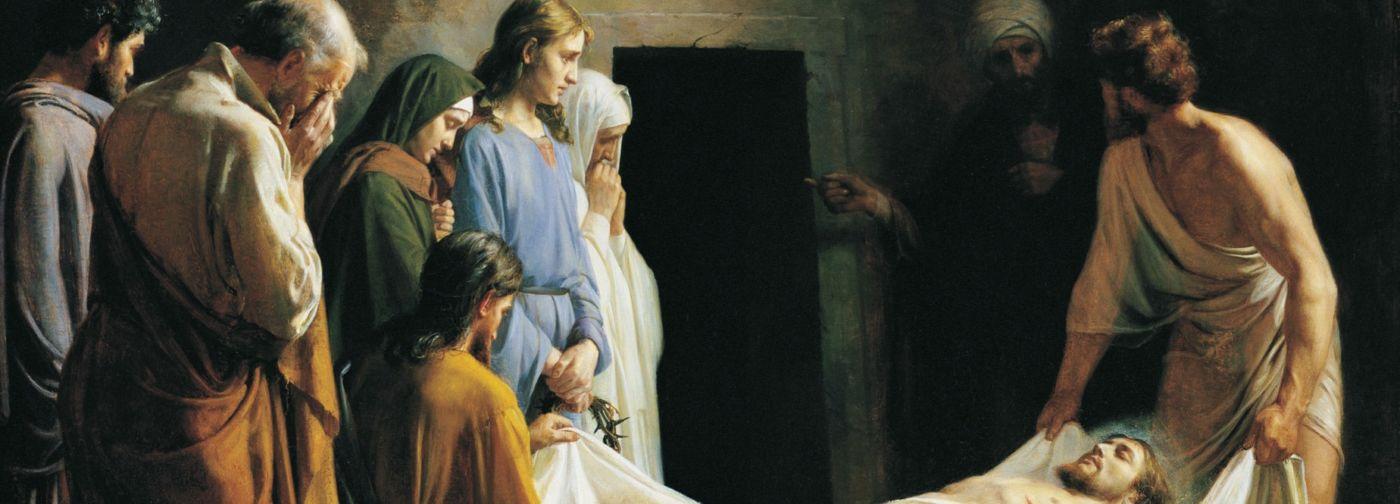 Верность Христу без надежды на Пасху. Архимандрит Савва (Мажуко) — о тайне Великой Субботы