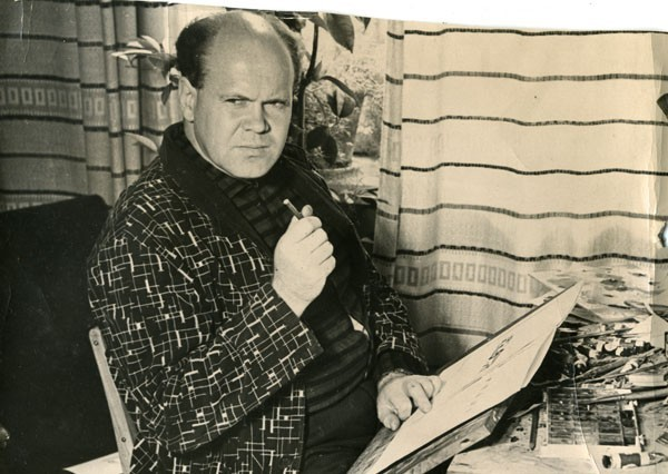 Лев Токмаков