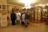 Пациентам и врачам центра оториноларингологии в Москве подарят Библию