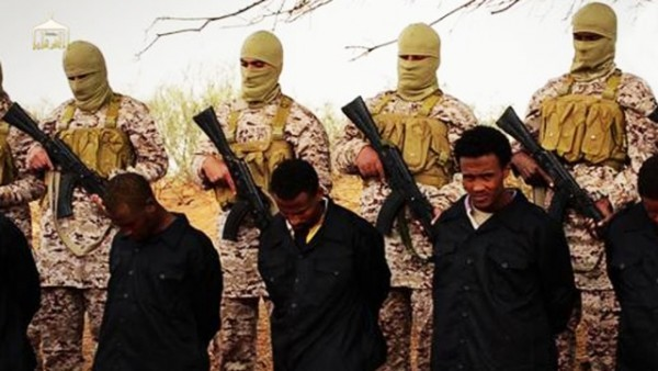 Тысячи эфиопов вышли на акцию протеста против ИГИЛ после убийства христиан в Ливии