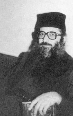 Отец Косма Асланидис