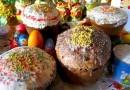 В московских храмах собирают пасхальные куличи для жителей Донбасса