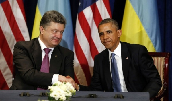 poroshenko-obama02 reu