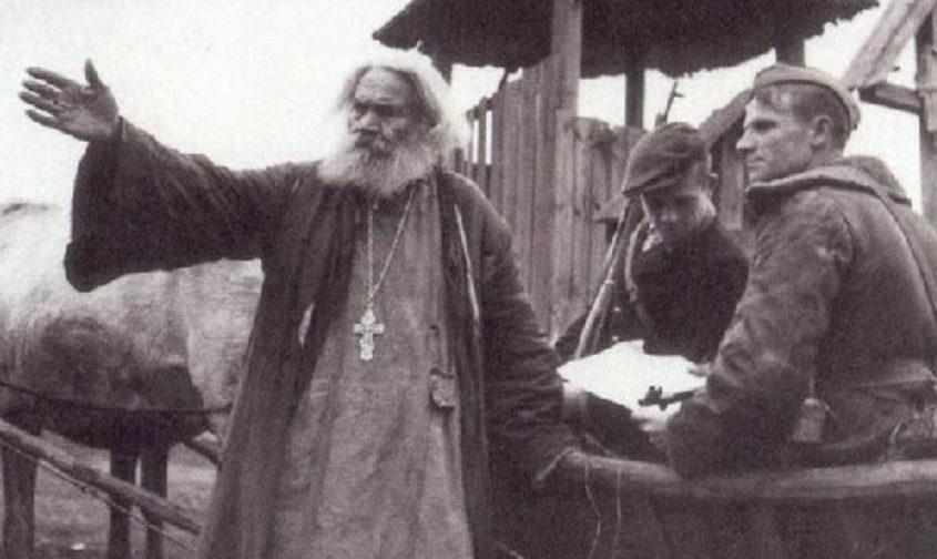 Церковная риторика в Советском Союзе в годы Великой Отечественной войны