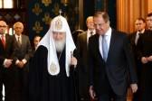 Сергей Лавров: Надеемся, что миллионы верующих людей на Украине не позволят сделать себя…
