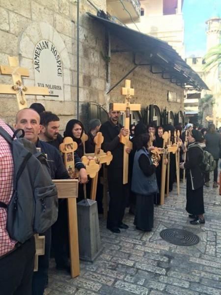 В ожидании Крестного Хода
