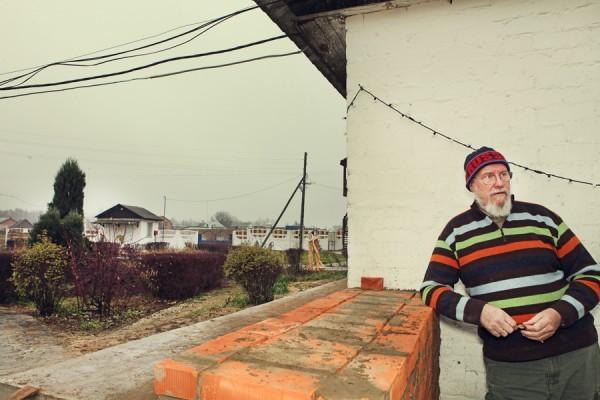Фермер, задавший вопрос Президенту – православный англичанин Джон Кописки