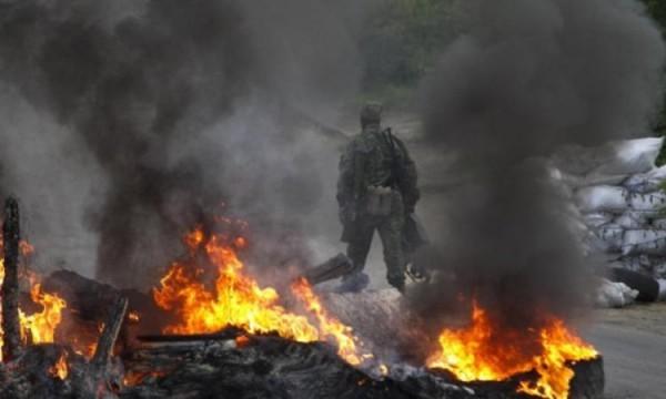 Миссия ОБСЕ просит прекратить боевые действия на Донбассе на Пасху