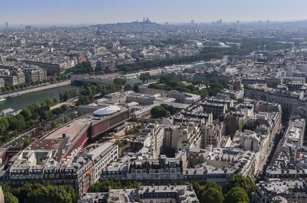 В Париже началось строительство православного духовного центра