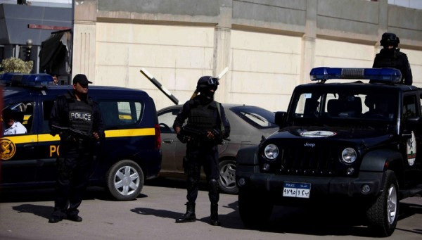 Исламисты напали на храм и полицию в Египте: один человек погиб, семь пострадали