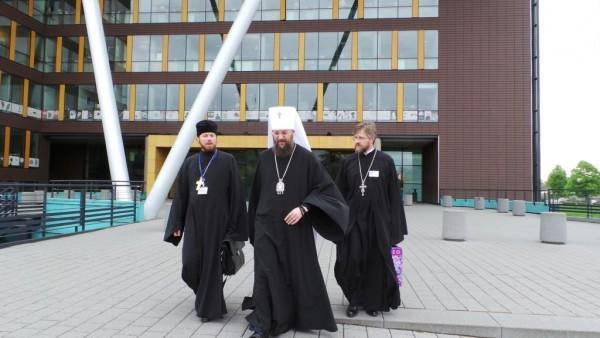Митрополит Антоний (Паканич): Совет Европы поддержал позицию невмешательства Украинской Церкви в политические процессы