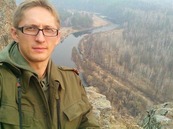 Кирилл Миловидов. Фото автора.