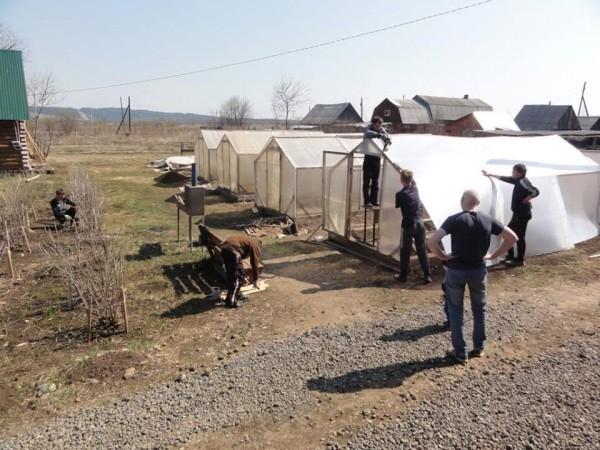 Многодетный отец создал «Школу фермеров» для детей-сирот