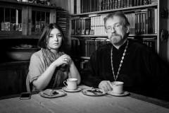 По дороге к небу: доверительный разговор журналиста и священника