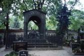 На православном кладбище в Берлине отреставрировали захоронения русских воинов