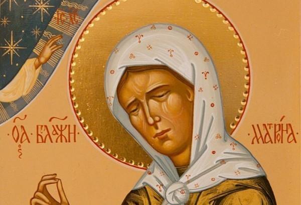 Молитва Матроне Московской и акафист
