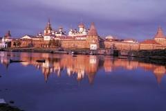 Паломники пройдут пешком от Красной площади до Соловецкого монастыря