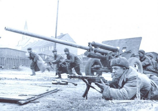 3-й Белорусский фронт. Штурм Кёнигсберга