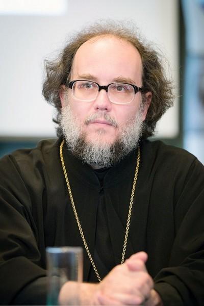 Священник  Александр Мазырин (научный редактор проекта)