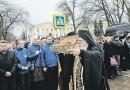 Десница Георгия Победоносца привезена в Москву