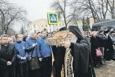 Десницу Георгия Победоносца привезли в столицу