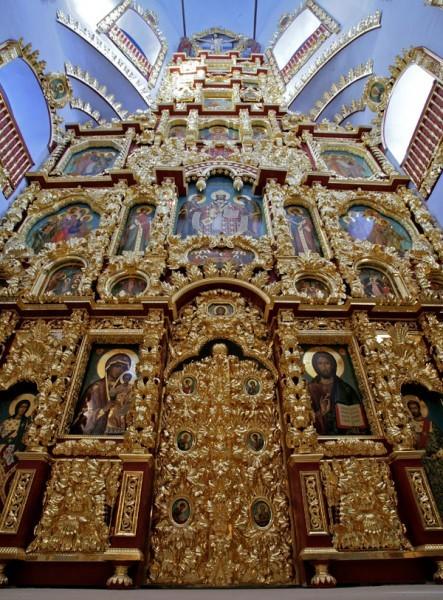 22 Троице Лыково иконостас