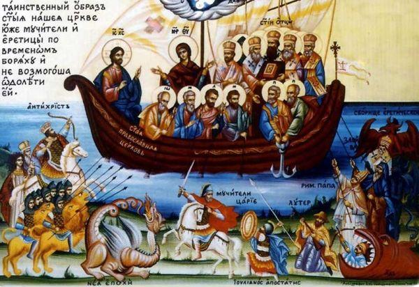 Викторина о Церкви