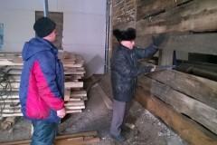 В Барнаульской епархии ветеран ВОВ восстанавливает сгоревший храм