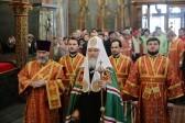 Патриарх Кирилл: Победа в Великой Отечественной войне — это Божие чудо
