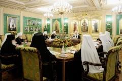 """Священный Синод утвердил документ """"Об участии верных в Евхаристии"""""""