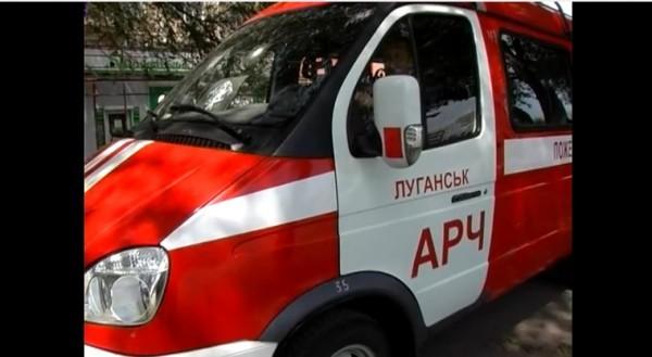 Жительница Луганска спустилась в вентиляционную шахту, чтобы спасти ребенка