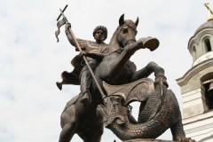 «Герой пронзает гада» – русские поэты о святом Георгии Победоносце