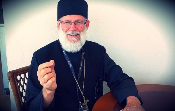 Протоиерей Патрик О'Грейди: «Мы никогда не положим на престол айпэд вместо Евангелия»
