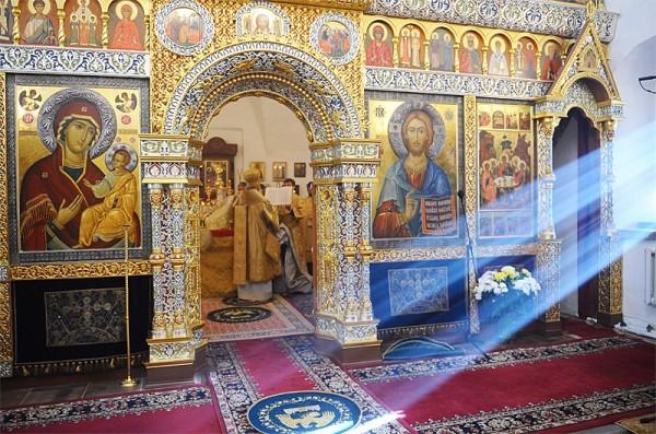 35 ц. Троицы в Хохлах