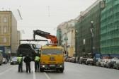 В Петербурге машину с запертым внутри ребенком увез эвакуатор