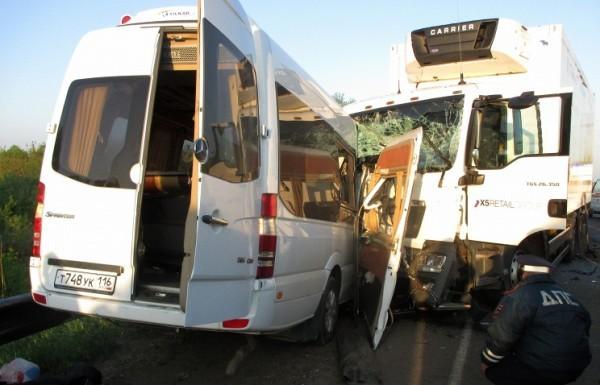 Татарстанская митрополия готова оказать помощь пострадавшим в ДТП в Нижегородской области