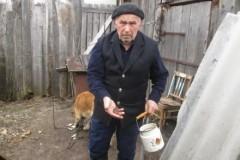В Ленинградской области школьники закидали камнями бывшего узника концлагеря