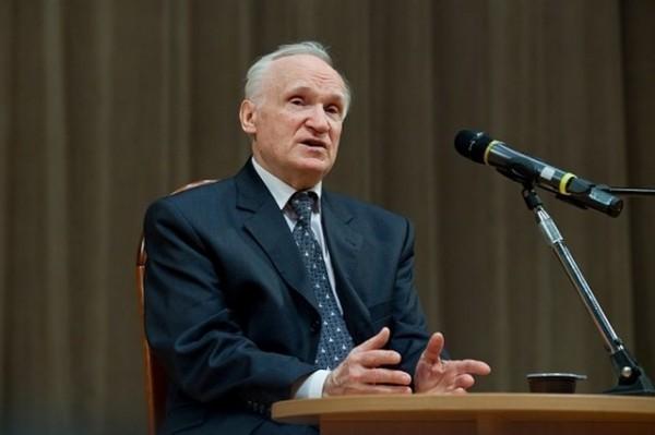 Профессор Алексей Осипов: Чтобы всё смешать в народе и Церкви, надо внедрять идеи