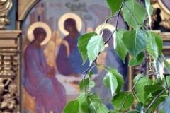 Православные празднуют День Святой Троицы