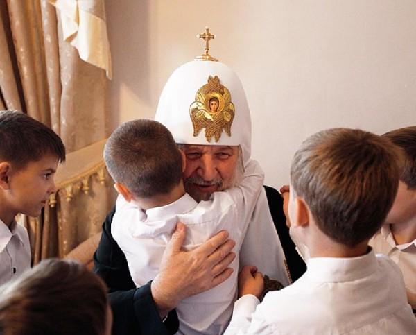 26 мая пройдет детский праздник «В гостях у Патриарха»