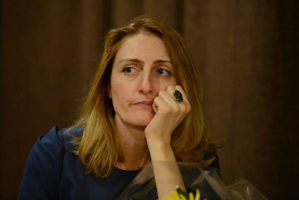 Наринэ Абгарян: От точки с запятой я бы избавилась в первую очередь