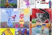 Открытое голосование конкурса рисунков «Радость добрых дел»!