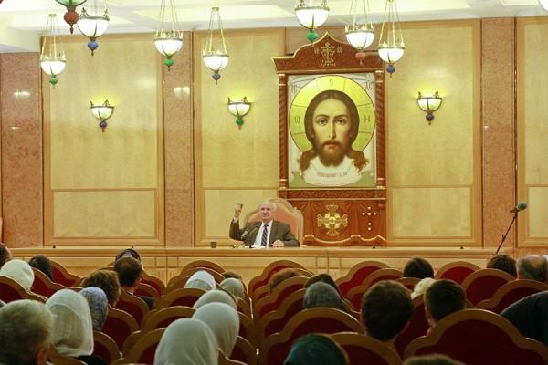 Лекция профессора Осипова: В чем сущность Православия?